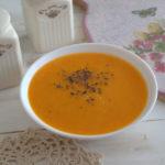 Томатно-морквянийкрем-суп
